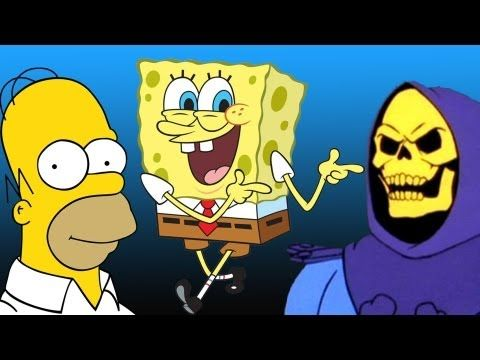 ▶ Best Cartoon Character Ever? - YouTube