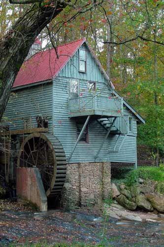 Golden Creek Mill