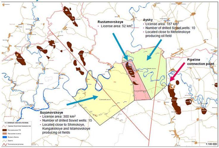 Рустамовсое нефтяное месторождение