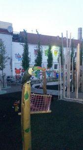 Playground and Street art