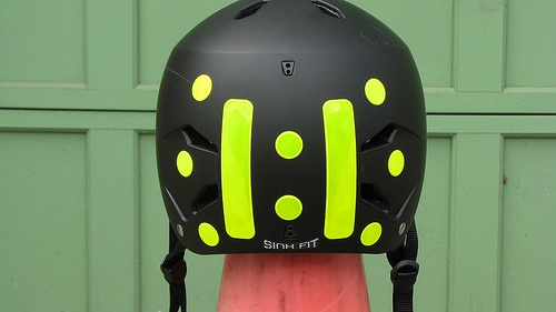 You need one of these. If nothing else, it will keep your loved ones happy while you're out on the bike.