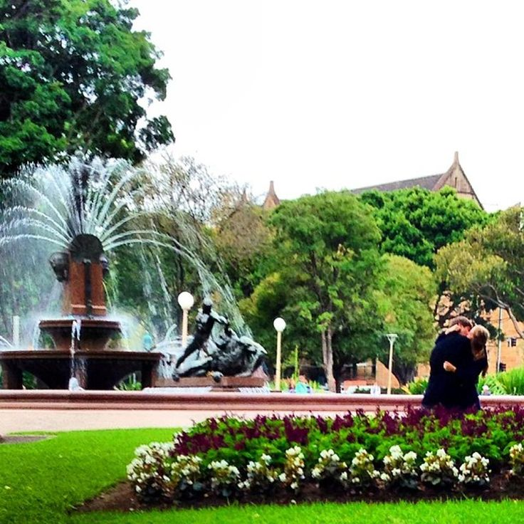 Hyde Park - Gorgeous urban park to just relax and spend an afternoon in #Sydney