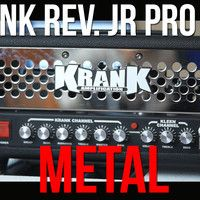 Krank Rev. Jr Pro 20W - Metal by matisq on SoundCloud