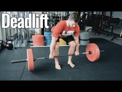 Kreuzheben mit Langhantel (Deadlift) - Die perfekte Technik