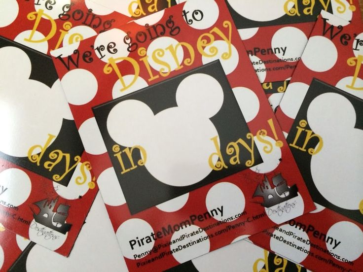 1000 Ideas About Disney Countdown On Pinterest Vacation Countdown Disney Vacations And