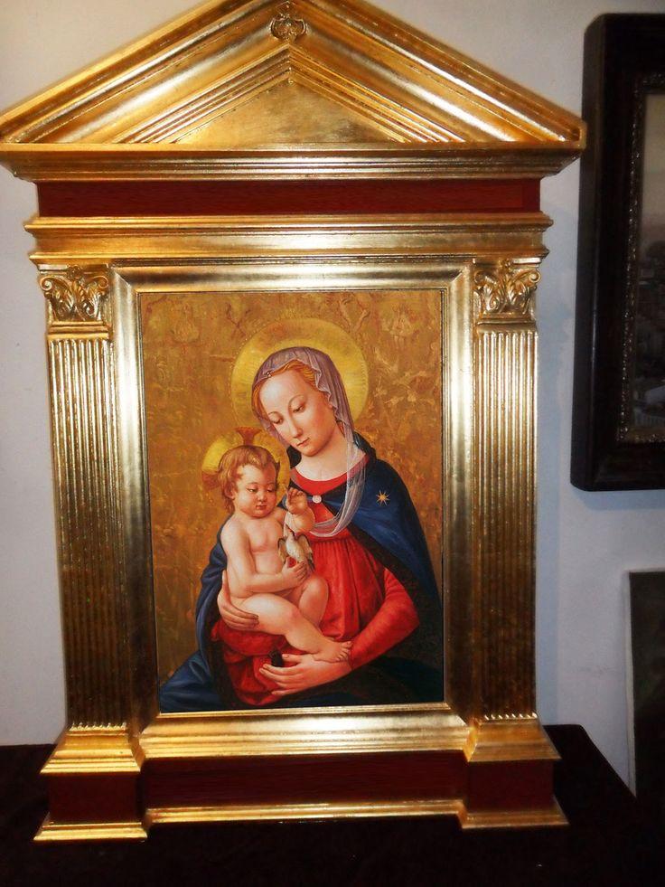 9 best cornici artigianali images on Pinterest | Gold, Cornice and ...