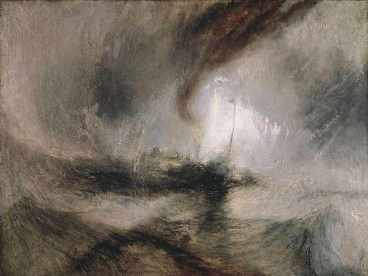 kunst in de negentiende eeuw: de Romantiek