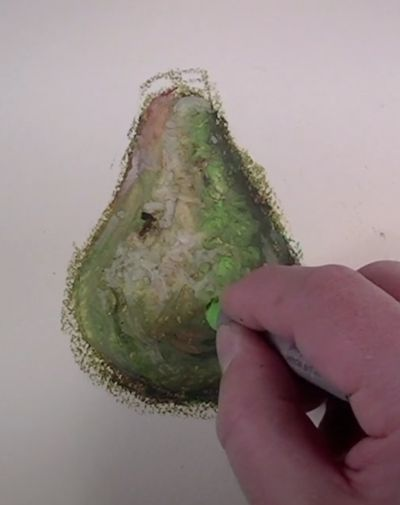How to Use Oil Pastels - Tutorial