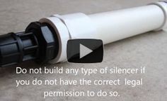 How To Build A .22 Silencer…