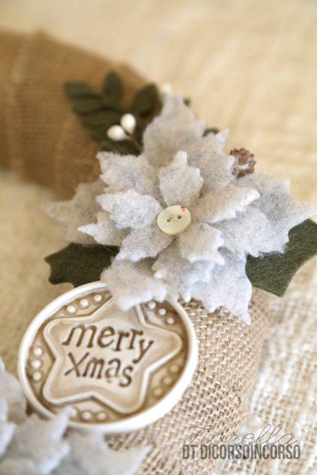 Si avvicina la festa più bella dell'anno… il Natale! E per tutti le mamme di bimbi in età della scuola d'infanzia e primaria significa mercatini di natale. Queste ghirlande sono a…