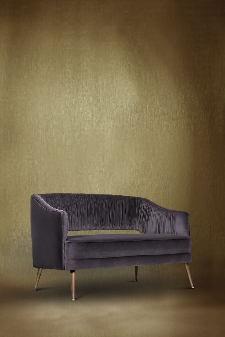 Stola Sofa By @brabbu | Modern Sofas. Velvet Sofa. Living Room, Attraktive