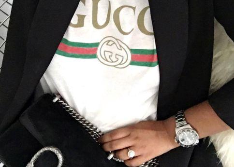 オンからオフまで着まわそう人気ブランドのロゴTシャツ