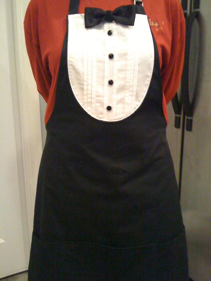 """""""Downton Abbey"""" apron"""