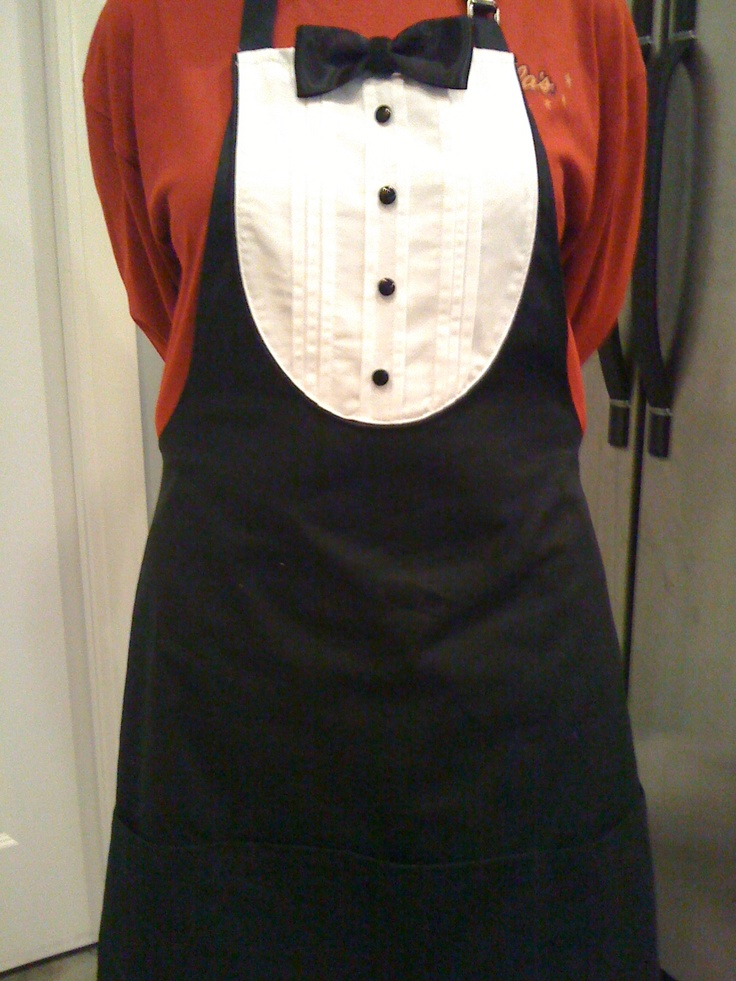 """Downton Abbey"" apron"