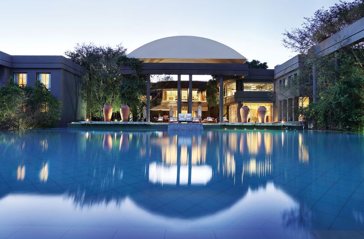 Featuring luxurious and spacious suites in Johannesburg South Africa. The Saxon Hotel, Villas and Spa is rated amongst the top hotels of the world.