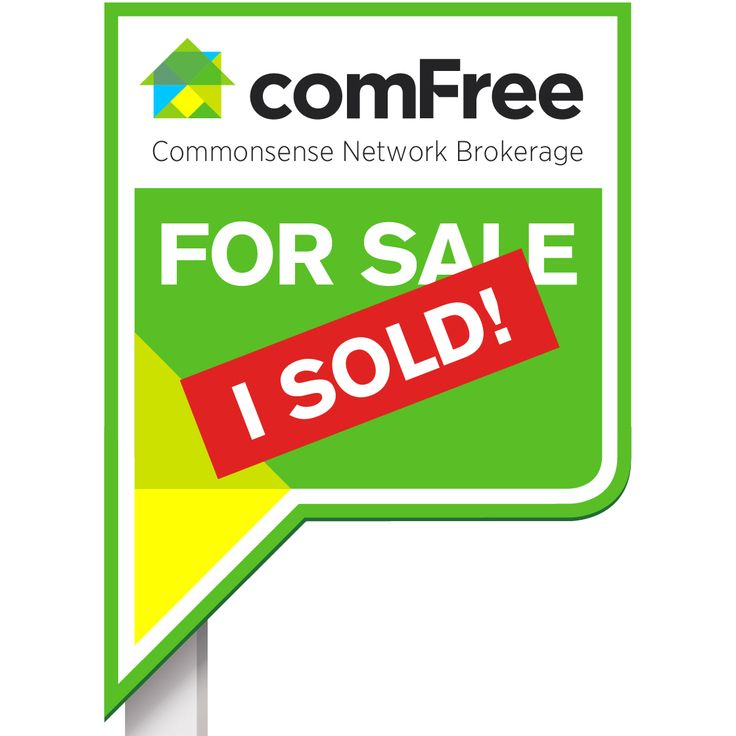 Why sell with ComFree?