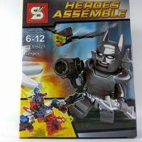 Bricks Lego Merk SY Batman / Lego Bootleg / Lego SY Heroes Assemble