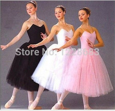 >> Click to Buy << Free Shipping Child Kids Black Pink White Tutu Dresses For Girls Ballet Birthday Party Girls Ballerina Dress For Dance #Affiliate
