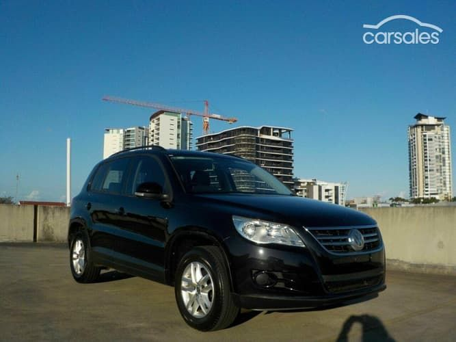 2010 Volkswagen Tiguan 103TDI 5N Manual 4MOTION MY10-$9,999*