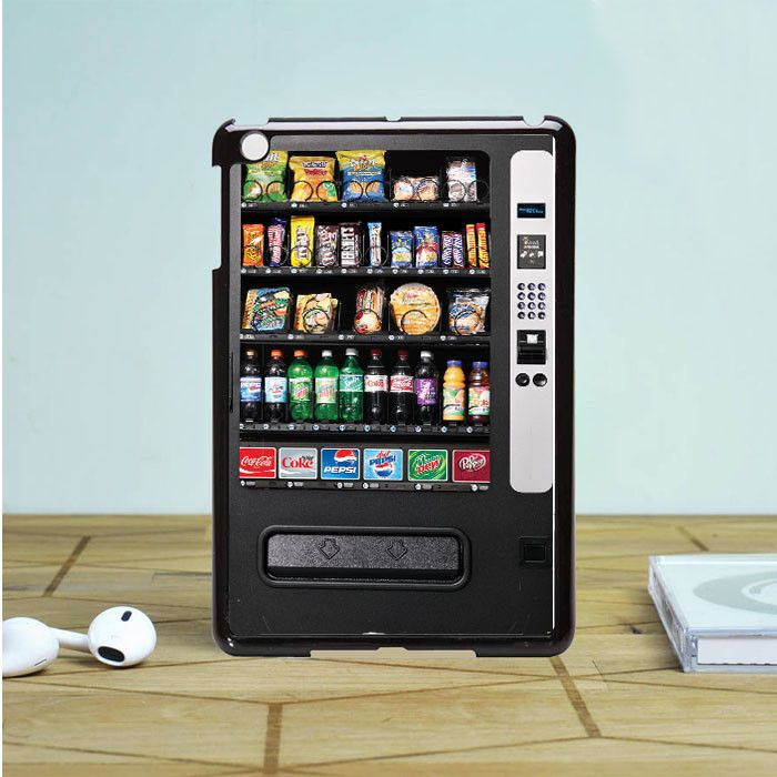 Vending Machine iPad Mini 2 Case Dewantary