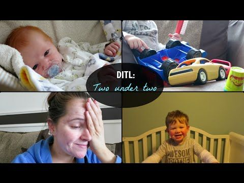 Daily vlog: Two under two