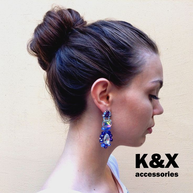 серьги Roma Blue  #Roma  #green #kxroma #blue #accessories #odessa #handmade #luxury #fashion #style #kxfashion #jewelry #fashion #earrings #glam  #girl