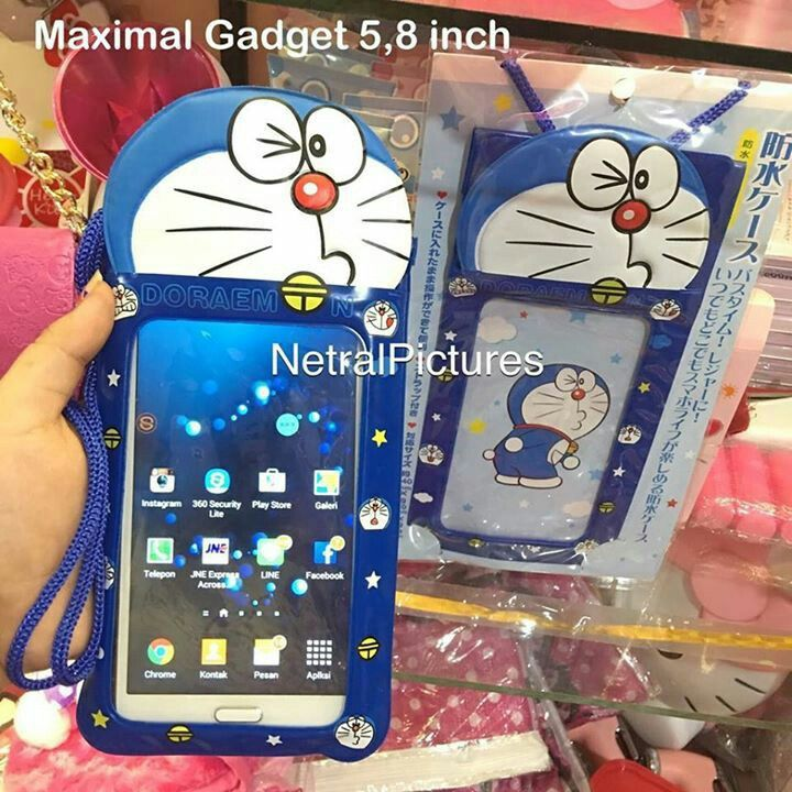 #waterproff bag #doraemon @ 50.000