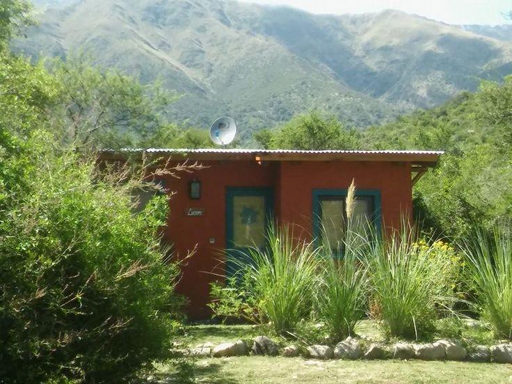 Samsara Cabañas de Montaña Los Hornillos Traslasierra Córdoba