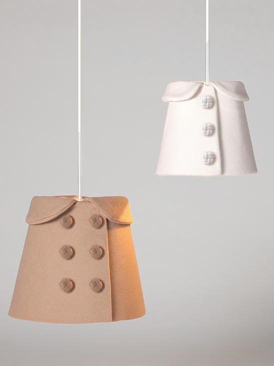 'Dressing the Light' presents Capottino: lights dressed in high fashionAxo Light with duo Yuuka Miyazono - Ryosuke Fukusada #coat #light