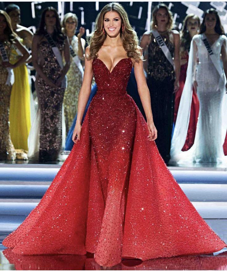 Iris Mittenaere, Miss France 2016, Miss Univers 2016 Lindo