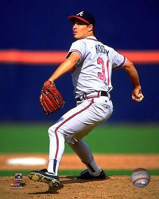 Greg Maddux Atlanta Braves MLB Licensed Fine Art Prints (Select Photo & Size)