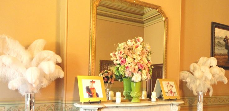 Great Gatsby inspiration - Ayers House, Adelaide