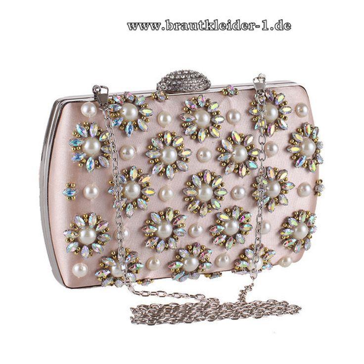 Diamant Braut Tasche Handtasche