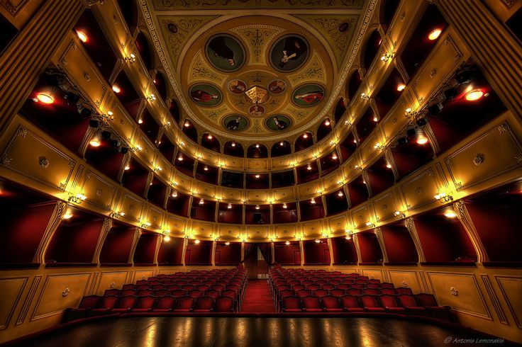 """La Piccola Scala"" in Syros Greece by Antonis Lemonakis, via 500px"