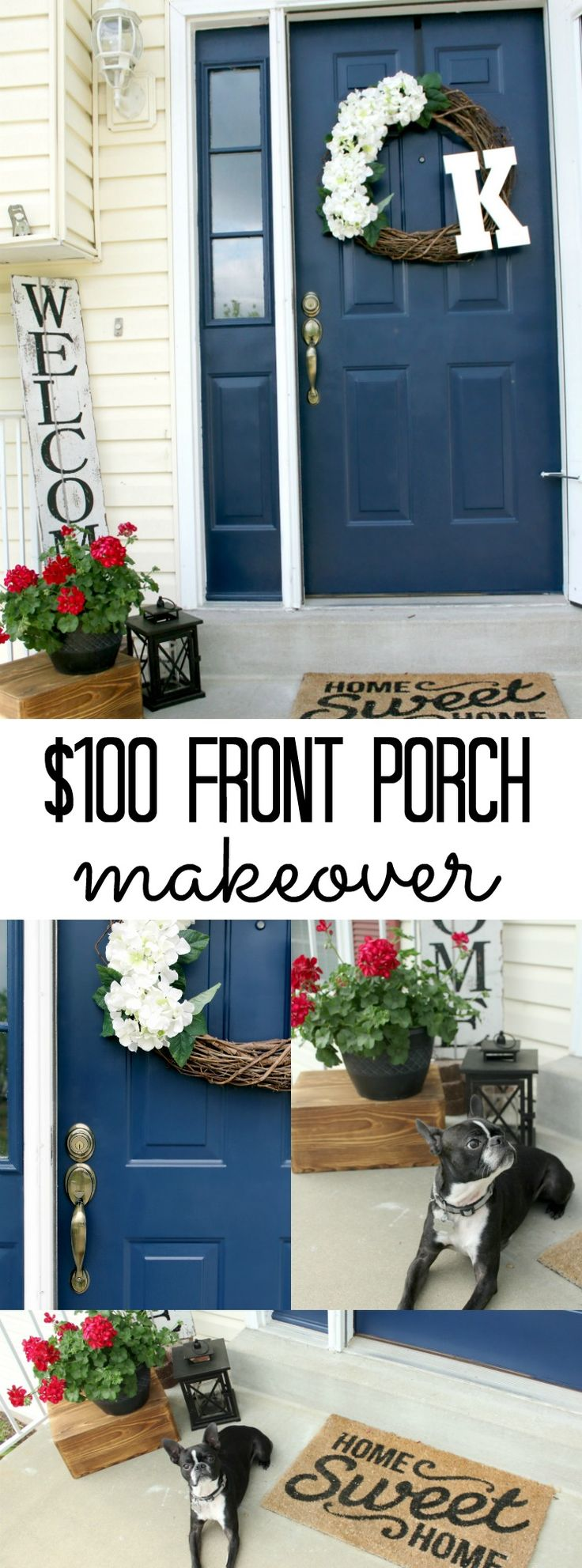 25 best ideas about porch makeover on pinterest front for Front porch makeover ideas