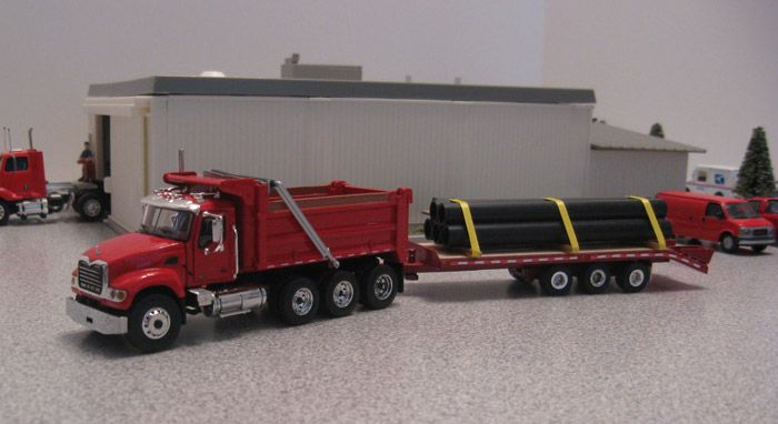 Custom Toy Semi Trucks : Custom scale trucks model pinterest