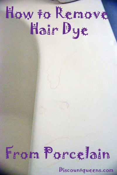 For some reason, I tend to dye my hair in hotel rooms. Don't ask me why. I just do. On a recent trip to Reno, a true to form, me did just that. I knew I was going to dye my hair, so I brought…
