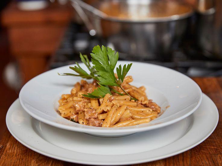 Pasta Salsiccia classico | Recept från Köket.se