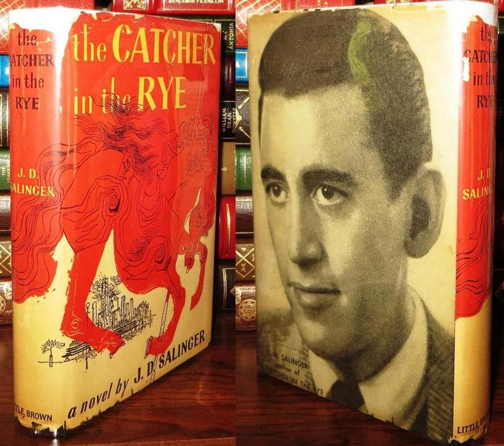 the story of holden caulfield in the novel the catcher in the rye by jd salinger Holden caulfield's creator jd salinger died on  best known for his novel the catcher in the rye  in the story, holden's brother is on his way to a dance in.