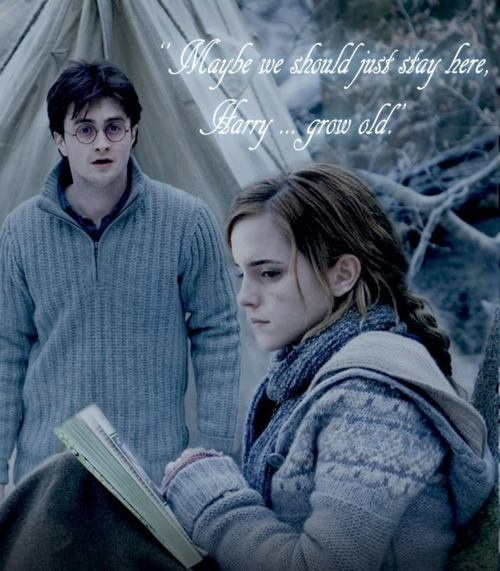 35 best ship harry hermione harmione images on pinterest - Hermione granger and harry potter kiss ...