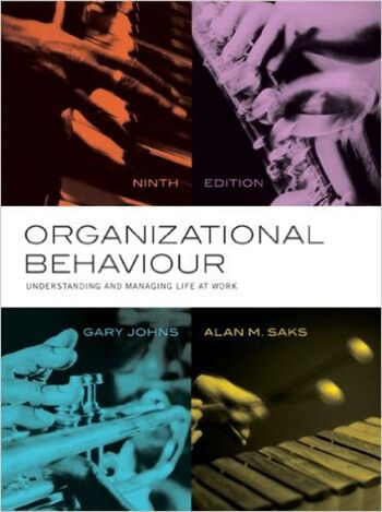 Organizational behaviou understanding and managing life at work download organizational behaviou understanding and managing life at work canadian edition 9th canadian johns test bank fandeluxe Image collections