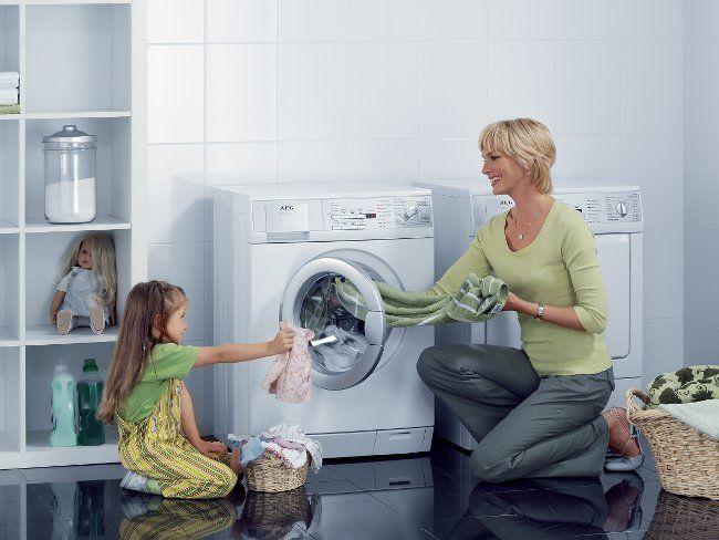 Як почистити пральну машину автомат від накипу домашніми засобами