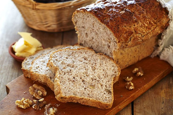 Glutenfritt nötbröd med anis