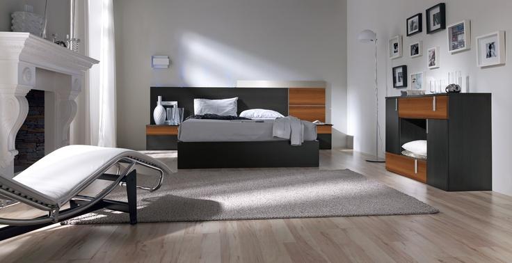 Dormitorio de matrimonio, modelo Yves