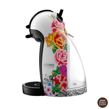 Imagem para Máquina de Café Dolce Gusto Piccolo Arno Adriana Barra Branca – DGAB a partir de Fast Shop