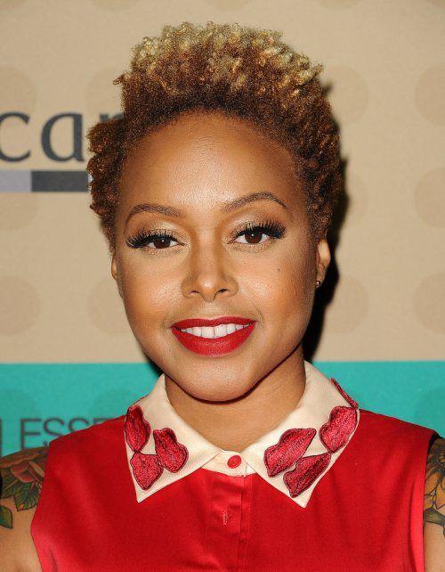 Schwarze Frauen kurze Afro-Frisuren, der Haupttrend zu sein – Neue Frisuren Mehr