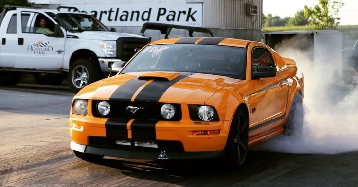 2007 Mustang GT with ProCharger