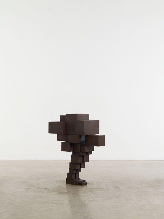 """""""Clutch IX"""" Antony Gormley, 2011"""