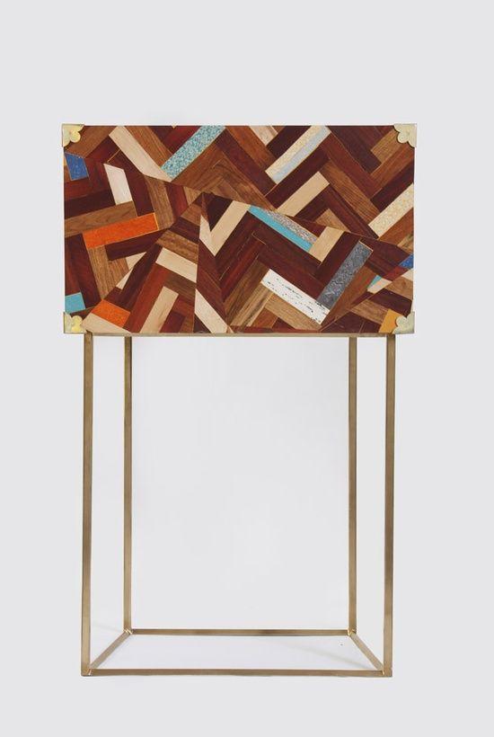 Prism Cabinet by Keiichi Matsuda