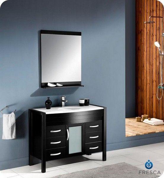 Best Bathroom Ideas Images On Pinterest Bathroom Ideas - 44 inch bathroom vanity for bathroom decor ideas